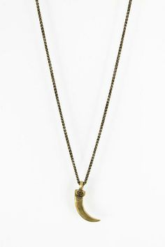 Swoop in on a fashion must with this artfully simplistic piece. $38 www.mooreaseal.com