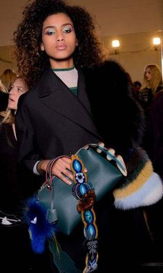 A behind the scenes look at Fendi