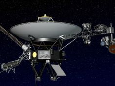 Voyager 1 la primera nave espacial en salir del Sistema Solar.