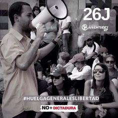 Llevamos más de 13 horas de Paro Huelga y Trancazo. Toda Venezuela aportando a la lucha.  Apenas estamos comenzando. Si se puede! #HuelgaYParoPorVzla