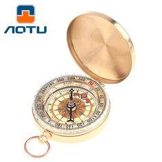Copper Compass - Navigation Essential