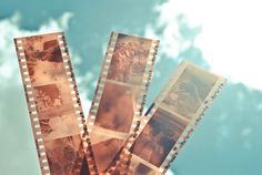 negatives in the good old days of film.