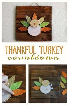 Thankful Turkey Coun