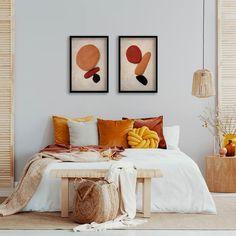Balancing Act - Art Prints, set 1 Framed Canvas Prints, Canvas Frame, Wall Art Prints, Graphic Art Prints, Art Prints For Home, Square Art, Abstract Wall Art, Wood Boxes, Office Interiors
