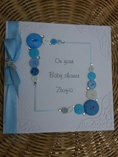 For a baby shower