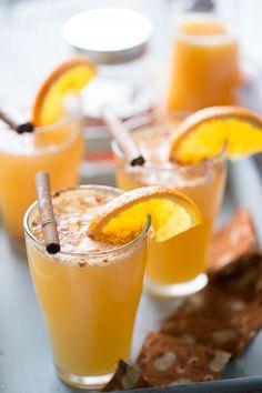 Sweet, crisp and easy ginger beer recipe. lemonsforlulu.com