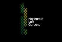 Creative Review - Hingston and Keep's Manhattan Loft Gardens identity
