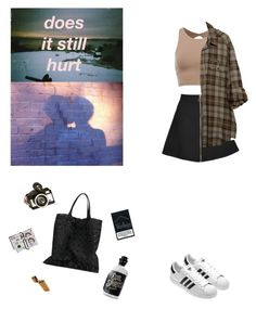 """""""Memories"""" by imagine-dragons ❤ liked on Polyvore featuring Topshop and Bao Bao by Issey Miyake"""