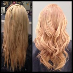 TWEAKED: Going For The Gold (With That Touch Of Rose) | Modern Salon