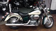 Honda Shadow VT 750 C2 #tekoop #aangeboden in de groep van #Motortreffer (zie: www.facebook.com/groups/motorentekoopmt) #motorentekoopmt #honda #hondashadow #hondashadowvt750 #hondashadowvt750c2 #choppers #loekbodeliermotorcycles