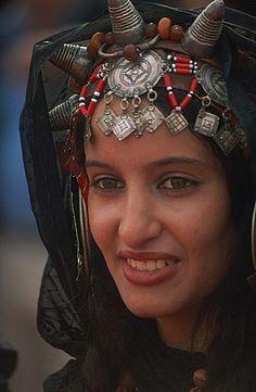 Moroccan  Amazigh Woman