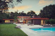Commercial Architectural Exteriors by Lucas Fladzinski, via Behance