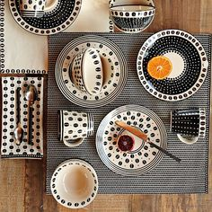 Brubaker moderne Deco Bol ovale porcelaine Argent 36/cm