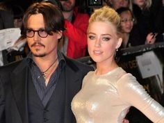 Johnny Depp and Amber Heard 'in love'