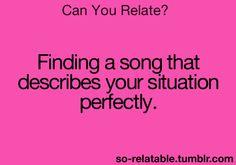 Especially when I'm mad.