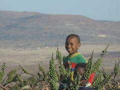 voyages, sourire, Afrique du Sud