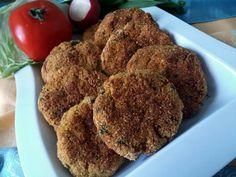 Ropogós répafasírt (vegán, gluténmentes) - VegaLife Muffin, Vegan, Breakfast, Food, Morning Coffee, Essen, Muffins, Meals, Vegans