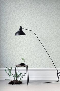 A delightful wallpaper with a pattern of winding wild strawberry runners, for small and medium-sized rooms. In this gentle yellow colour scheme, with its soft surface, Henry gives a pleasant, cosy feel to the room. Henry Gray, Wallpaper Size, Yellow Colour Scheme, Classic Wallpaper, Blue Color Schemes, Green Wallpaper, Wall Wallpaper, Blue Wallpapers, Yellow Wallpaper