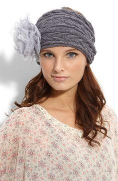 Wonderful winter headband