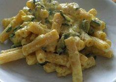 Pasta zucchine e gorgonzola, quando il mix diventa perfetto
