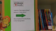 Dyslexia Friendly Stock in Donabate Library Tom Palmer, Dyslexia, Literacy, Books, Kids, Young Children, Libros, Children, Book