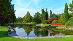 I Giardini Acquatici, Parco Giardino Sigurtà, Valeggio sul Mincio (VR) – agosto