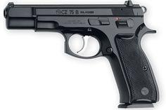 CZ-USA CZ 75 B - 9mm - CZ-USA