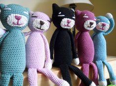 Amineko, Niños y bebé, Juguetes, Crochet, Amigurumis, Miniaturas y muñecas, Amigurumis, Juguetes, Amigurumis