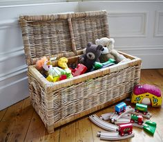 Buy the Toy Storage Chest - Weave today! A part of our Toy Storage Boxes range. Lego Storage Boxes, Toy Boxes, Storage Ideas, Rattan Basket, Baskets, Newspaper Crafts, Toy Chest, Storage Chest, Weaving