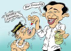 Mice Cartoon, Rakyat Merdeka - September 2015: Biar Kuat