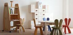 Mueble infantil ecológico de Hiromatsu - http://www.decoora.com/mueble-infantil-ecologico-de-hiromatsu/
