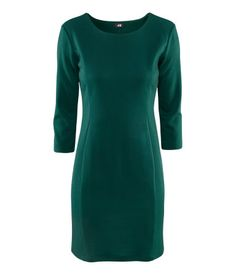 Dress (Dark Green). H & M. $29.95