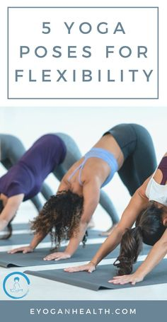 Many people don't start practicing yoga because they think they are not flexible enough. Gladly, you don't have to be flexible to do yoga. In fact, you can use yoga for flexibility. #yoga #YogaLifestyle #YogaInspiration #YogaWorkout #YogaPoses #YogaPosture #YogaAtHome #YogaForBeginners #YogaBenefits #YogaFacts #YogaMoves #YogaFitness #flexibility