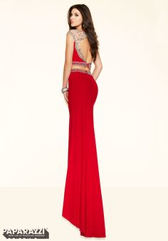 Prom Dresses by Paparazzi Prom - Dress Style 98134