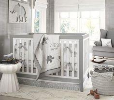 Organic Taylor Baby Bedding