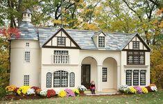 Чудесные домики для детей: 28 потрясающих идей - Ярмарка Мастеров - ручная работа, handmade