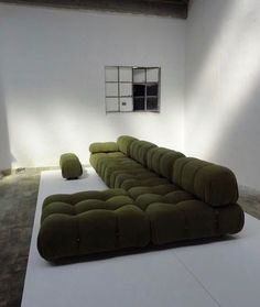 "Mario Bellini ""Camaleonda'' modular sofa, early C Italia 1971 at Industrial Design Furniture, Furniture Design, Home Interior, Interior Architecture, My Living Room, Living Spaces, Modul Sofa, Sofa Furniture, Furniture Buyers"