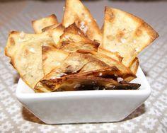 Å lage hjemmelaget sprø chips uten å bruke olje er ikke så lett, helt til
