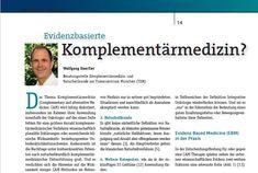 Wir gratulieren Herrn Doerfler zu seinem tollen Artikel in der aktuellen Ausgabe der TZM News