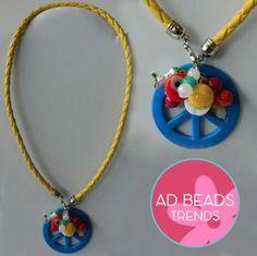 @adbeadstrends Una mezcla de multicolores que reflejan paz, amor, abundancia, energía y determinación.