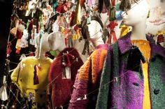 Fashion Week Fifth Avenue Windows: Get Dressed!