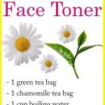Chamomile and Green Tea Toner – How To Make Green Tea Mask – beauty skin care Best Beauty Tips, Natural Beauty Tips, Diy Beauty, Beauty Skin, Beauty Hacks, Toner For Face, Facial Toner, Facial Care, Makeup Jobs