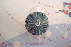 Seguimos con el azul, hoy en forma de anillo de tela japonesao; regulable y plateado. Ref. nnbi16003 de la Col. Nuno Bague que puedes encontrar en nuestra tienda www.eltallerdenoa.com #bisutería #bijuteria #jewelry #hechoamano #fetama #handmade  #bisuteríafina #joieriafina #finejewelry #joyas #joies #jewels #anillos #anells #rings #plateado #platejat #plated #silverplated #tela #fabric  #telajaponesa #japanesefabric #japón #japó #japan #japonesa #japanese #azul #blau #blue #eltallerdenoa