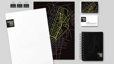 Greenside Studios Branding and Corpprate ID Wrx, Event Management, Corporate Design, Studios, Branding, Group, Brand Management, Brand Design, Identity Branding