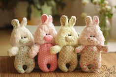 Купить Зайки малышки - зайка, заяц, зайчик, зайчонок, зайцы, зайки, зайчики, авторская игрушка