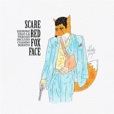 scare red fox fiction.