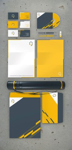 SAC&BMG Logo and Identity by Tommaso Taraschi, via Behance