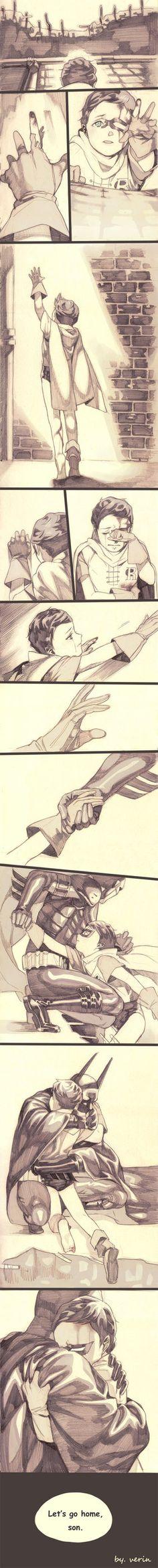 Você nos uniu porque entendia nossa dor, nossa solidão...