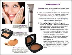 Creme Concealer--Bronzer--Sheer Glow Highlighter -Contact me to get started! http://stacimaund.arbonne.com/ ID: 14193151