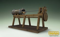 Do you know what you can do with this machine? Discover it in #Monzo and tell us for what was it constructed!